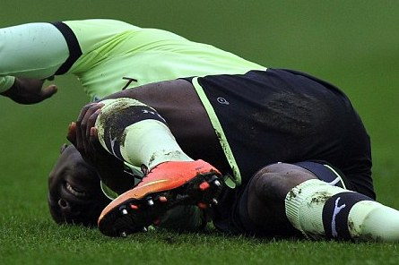 Horror Tackle Victim Haidara Could Return for Newcastle's Europa Clash