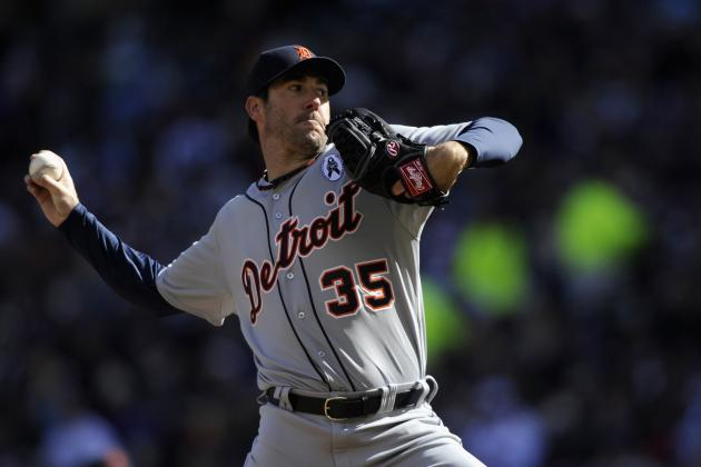 Verlander's Strong Outing Leads Tigers Past Twins