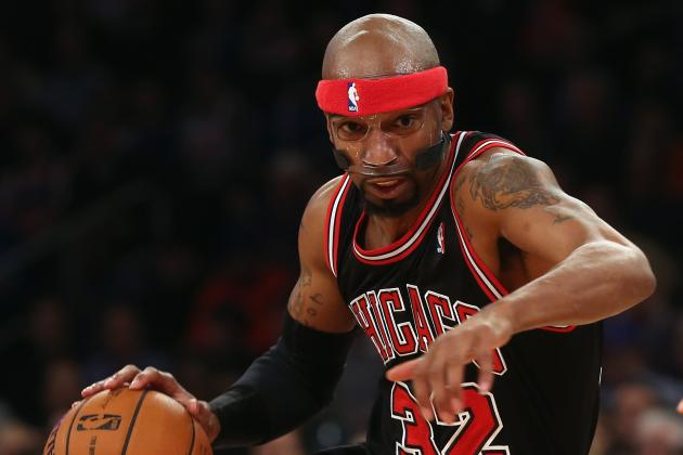 Contracts the Chicago Bulls Are Most Excited to Have Off Their Books