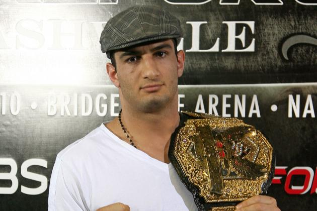 Gegard Mousasi 'Accepts' Match with Wanderlei Silva If on Table