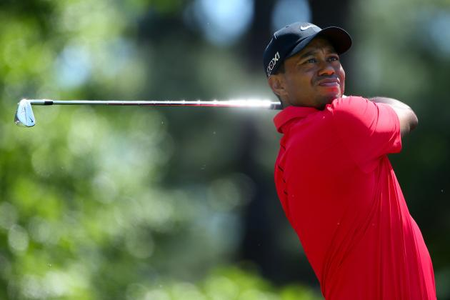 Masters Preview: Why Tiger Woods Is a Lock for the Green Jacket