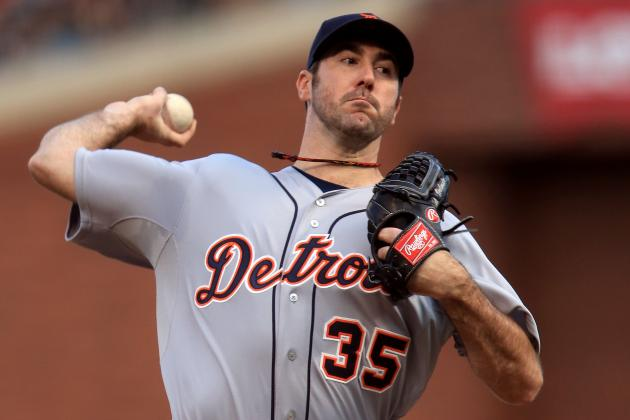 Verlander, Tigers Tame Twins in Opener
