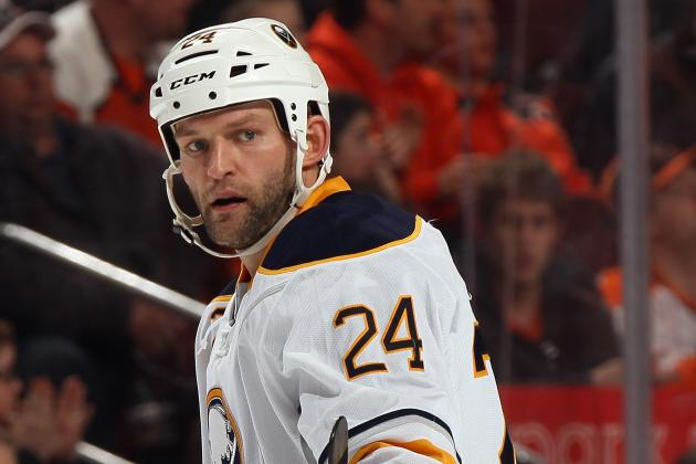 Buffalo Sabres Reportedly Trade Robyn Regehr to LA Kings