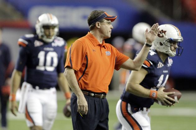 Auburn Football: Tigers Getting Their 'Edge' Back Will Come from Tempo