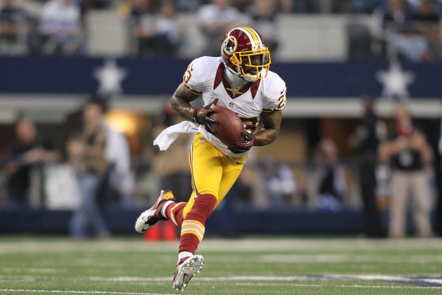 Cornerback DeAngelo Hall Returns to Redskins After Agreeing to One-Year Deal
