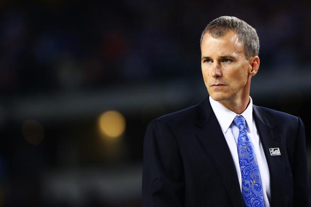Andy Enfield Officially Hired as USC's Head Coach