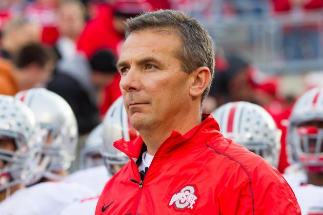 Ohio State Football: Buckeyes Leading Michigan and Alabama for Star RB Recruit
