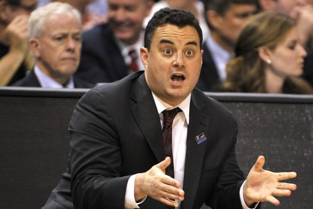 Pac-12's Head of Officials Ed Rush Reportedly Targeted Arizona's Sean Miller