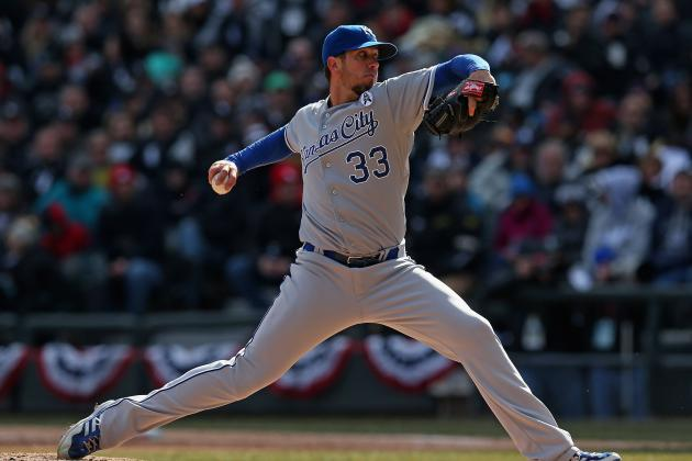 Kansas City Royals Shouldn't Dwell on Opening Day Loss to the Chicago White Sox