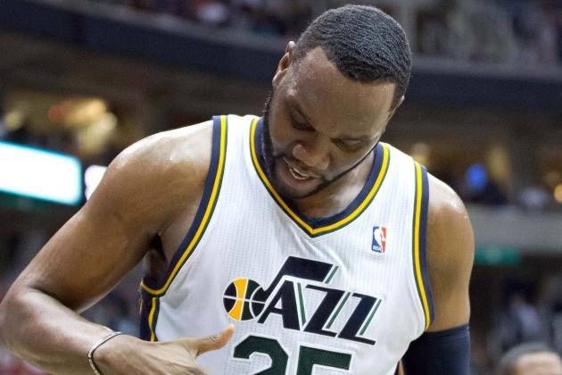 Utah Jazz Report Card: Jefferson Leads Streaking Jazz over Portland