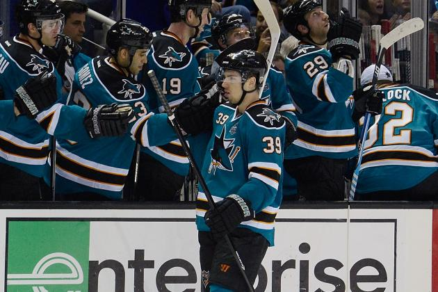 Sharks Extend Win Streak to 5 Games with 3-2 Win over Canucks