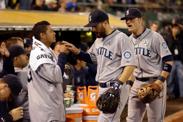 Felix Hernandez Still Fueling Belief for Mariners Team in Flux