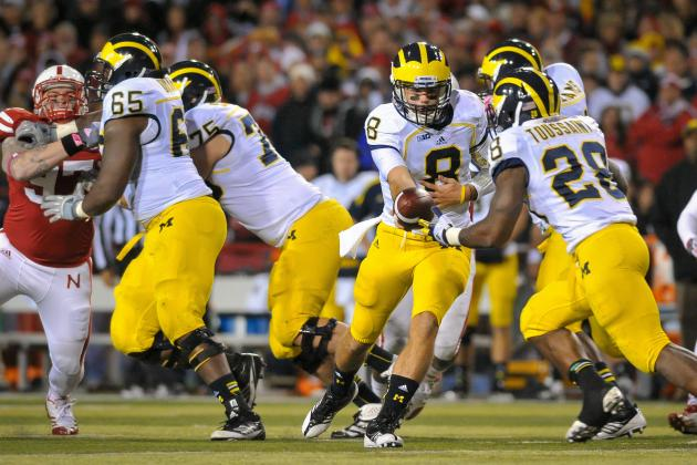 Michigan Football: How Russell Bellomy's Torn ACL Will Affect QB Situation