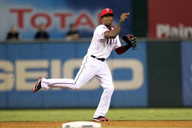 Potential Jurickson Profar Trade Ideas with Elvis Andrus Locked Up Long Term