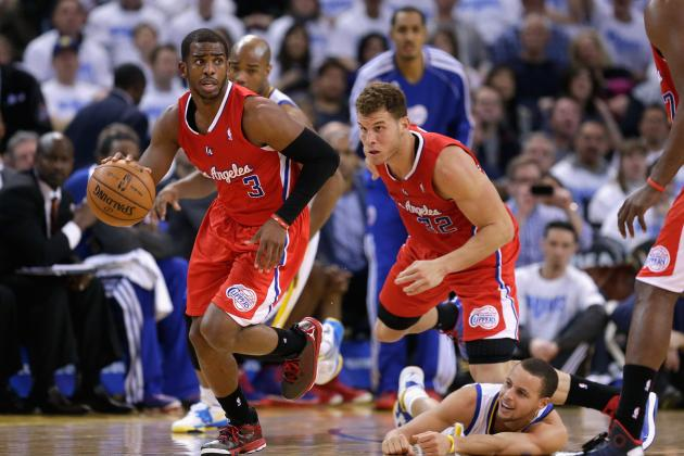 Who Should Be LA Clippers' Clutch 5 in NBA Playoffs?