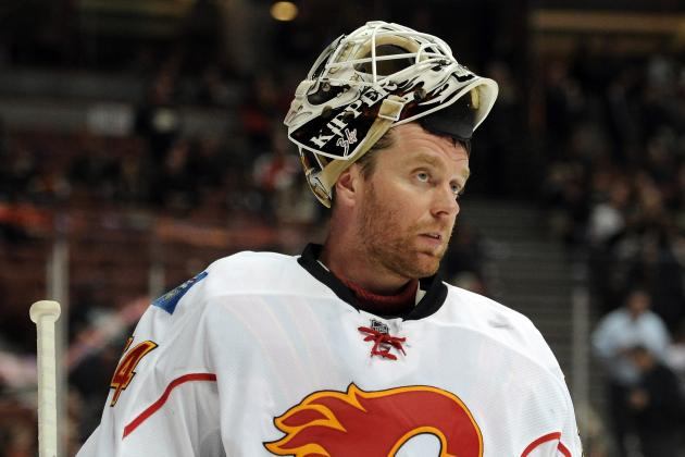 Miikka Kiprusoff Trade Rumors: Maple Leafs Permitted to Speak to Kipper's Agent