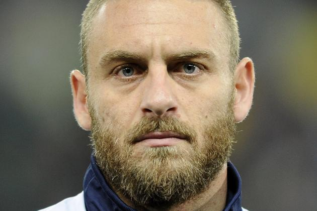 Why Daniele De Rossi Will Be Italy's Most Important Player at World Cup 2014