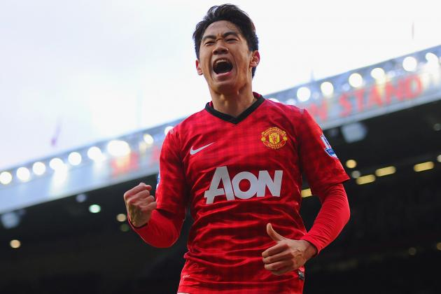 Why Shinji Kagawa Will Be Manchester United's Breakthrough Player Next Season