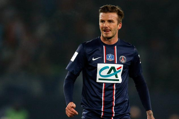 Beckham Would Welcome England Return