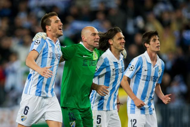 Malaga vs. Borussia Dortmund: Complete Champions League Preview