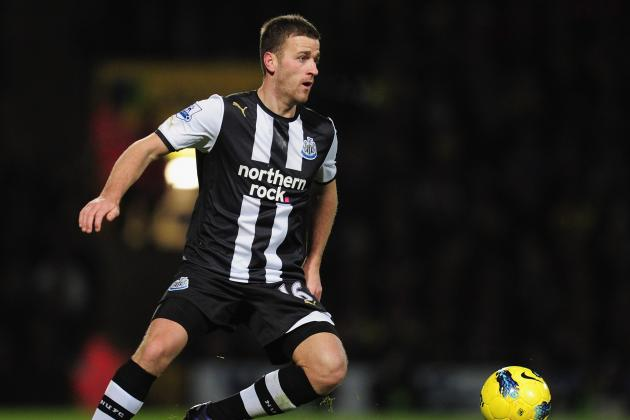Ryan Taylor Nears Newcastle Return Following Eight-Month Injury Lay-off