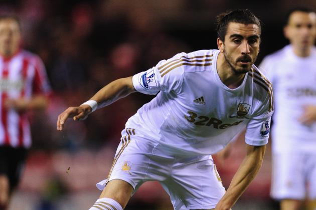 Swansea Boss Michael Laudrup Has Eased Fears over Chico Flores' Latest Injury