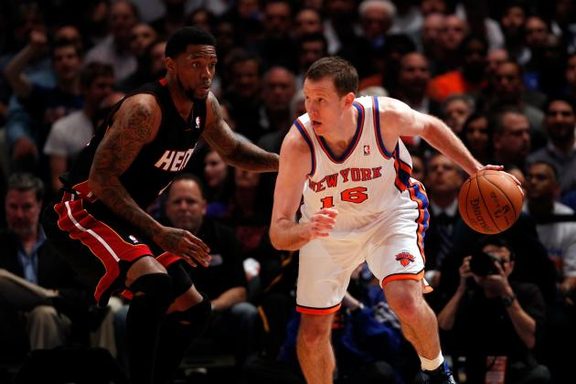Knicks vs. Heat: Steve Novak Key Player for New York in Huge Eastern Showdown
