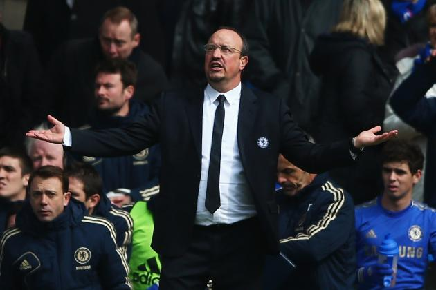 Benitez Insists Top Four a Priority