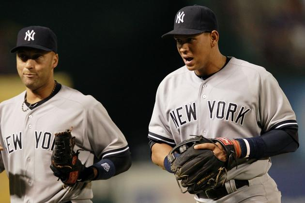 Alex Rodriguez's Attendance vs. Derek Jeter's Absence: What's Worse?