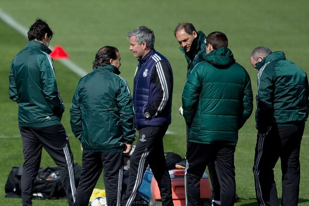José Mourinho Has Named the 19 Players Who Will Face Galatasaray