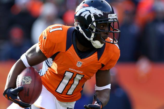 Trindon Holliday Proclaims There's No One Faster Than Him in TheNFL