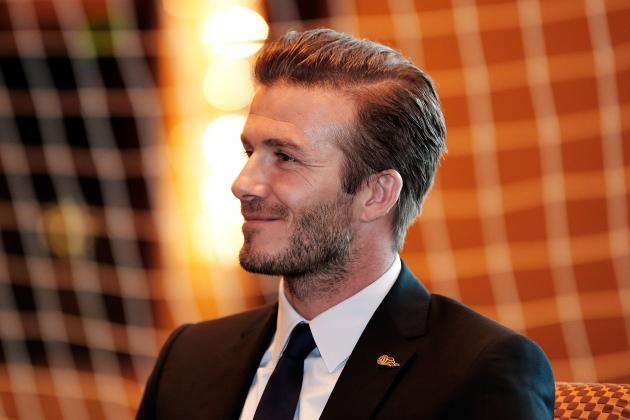 David Beckham Open to England Recall, so Should He Get It? (Poll)