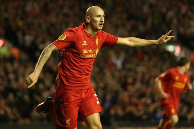 Jonjo Shelvey: Is Liverpool Midfielder Good Enough to Stay at Anfield?