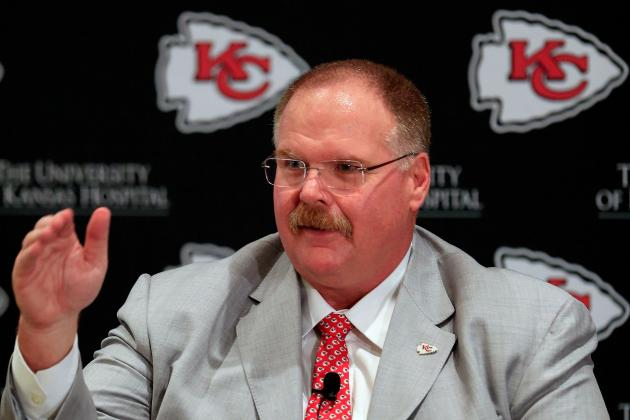 Kansas City Chiefs Down to Four Options Atop NFL Draft