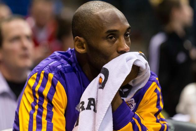 Kobe Says Next Season Will Be His Last