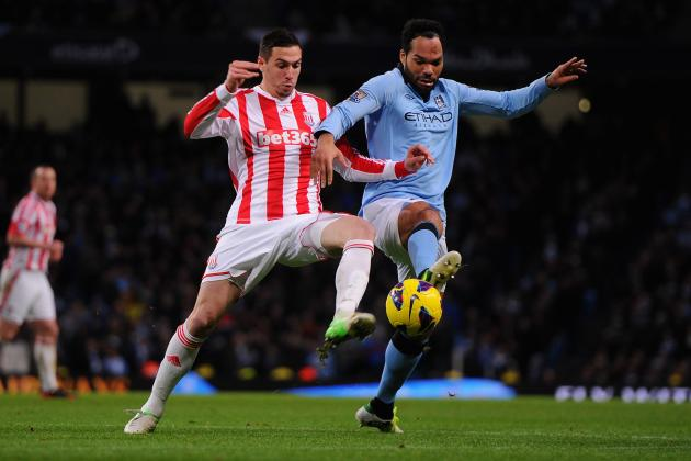 Manchester City: Why Club Needs to Bring Back Joleon Lescott Next Season