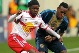Luyindula Continues to Impress for New York Red Bulls