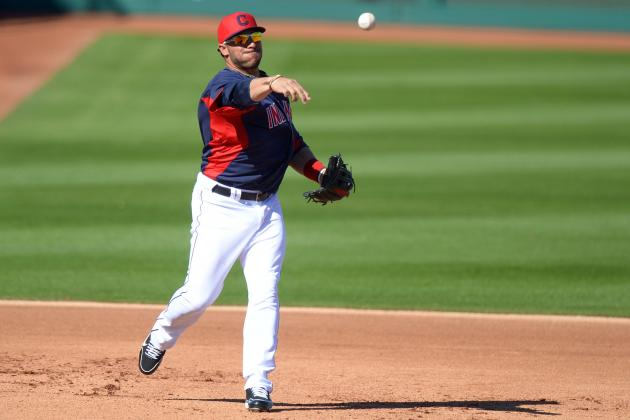 Indians Utility Player Mike Aviles Expects to Contribute Often