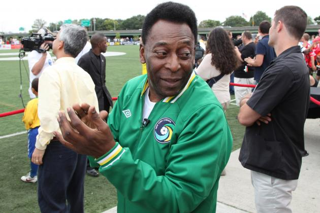 Documents Show Pele Was Tracked by Military Dictatorship in Brazil