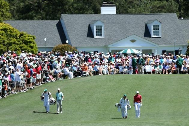 The Masters: Field for Augusta Is (almost) Set