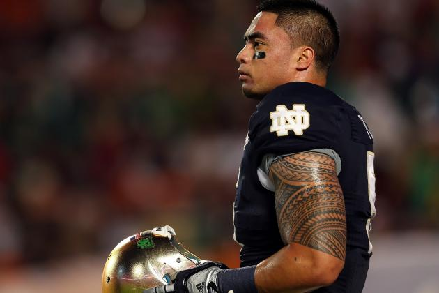 Minnesota Vikings: Manti Te'o Is Not the Worst Pick in First Round