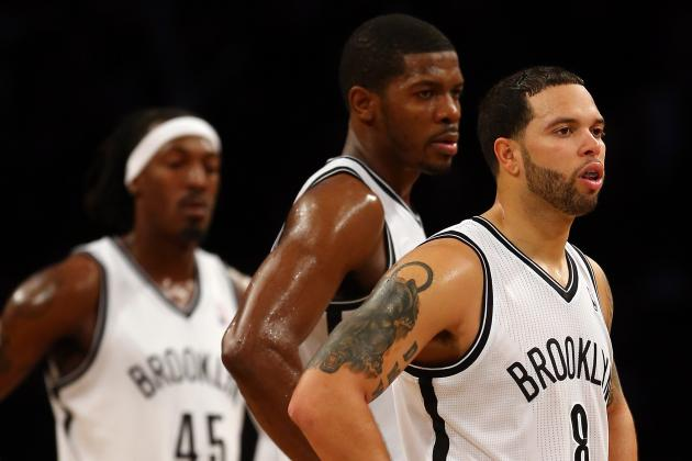 Debate: What Grade Would You Give the Nets This Season?