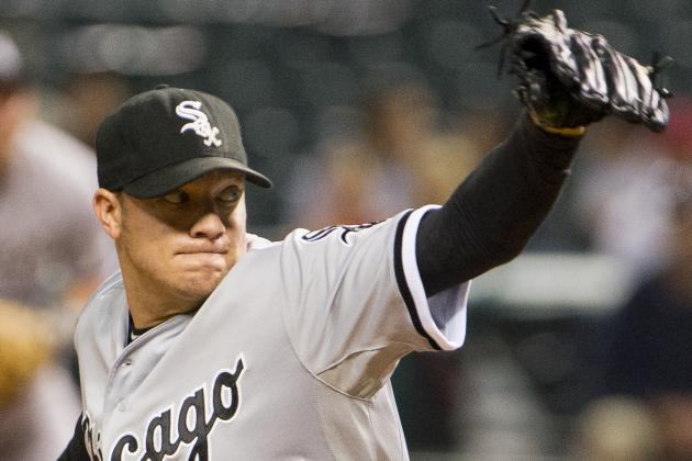 White Sox Pitching Remains the Backbone