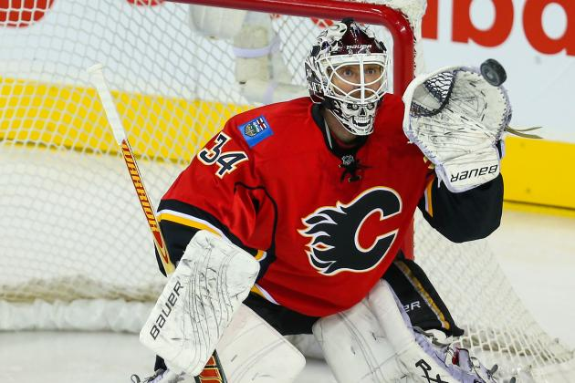 Report: Maple Leafs Speaking with Kiprusoff