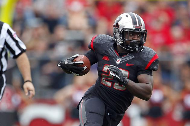 Rutgers' Jawan Jamison Hopes to Sneak into Second Round of NFL Draft