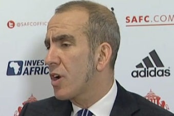 Video: Di Canio Dodges Questions About Political Views