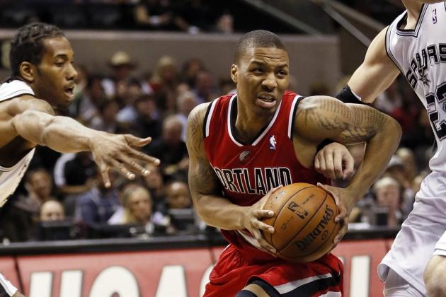 "Damian Lillard: ""I Think I Can Be an MVP"""