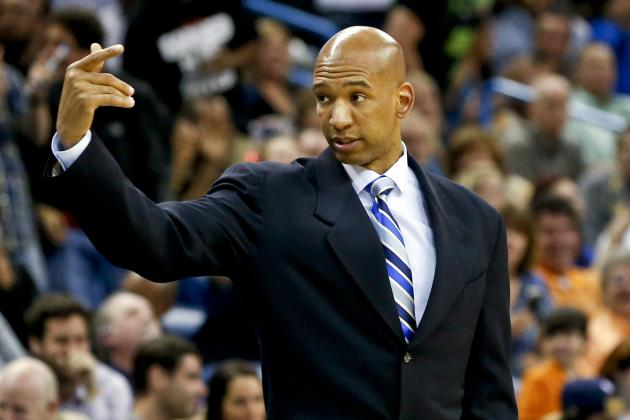 Despite Losing, New Orleans Hornets Respect Monty Williams