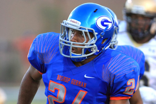 Bama Offers Gorman Duo