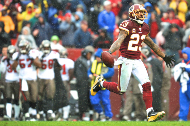 With DeAngelo Hall Back in the Fold, Redskins Have Every Key Piece in Place